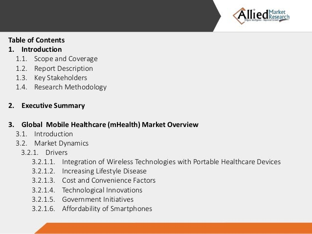 mobile applications for healthcare industry