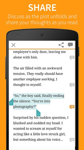 wattpad application for android apk