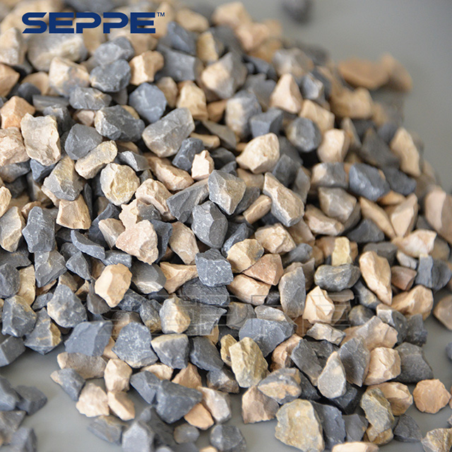 calcined bauxite aggregates for hfst application