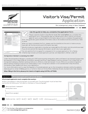 new zealand visa application centre london united kingdom
