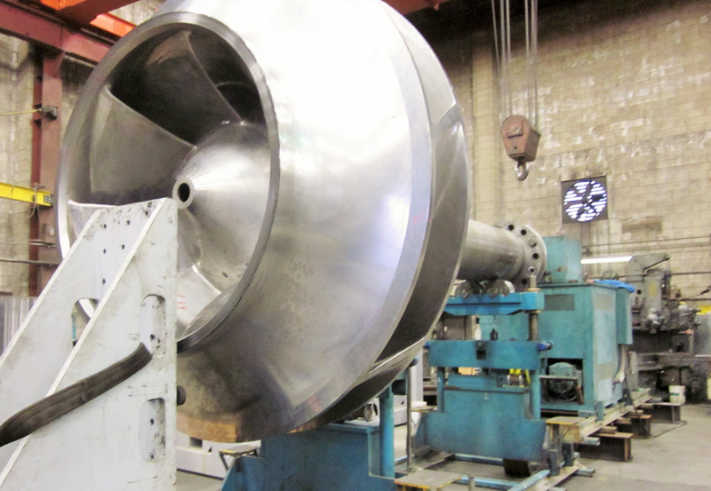 application of faro arm for cylinder