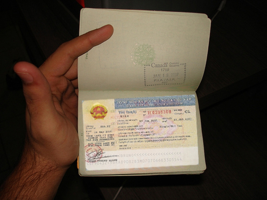 is there a way to resubmit the visa application