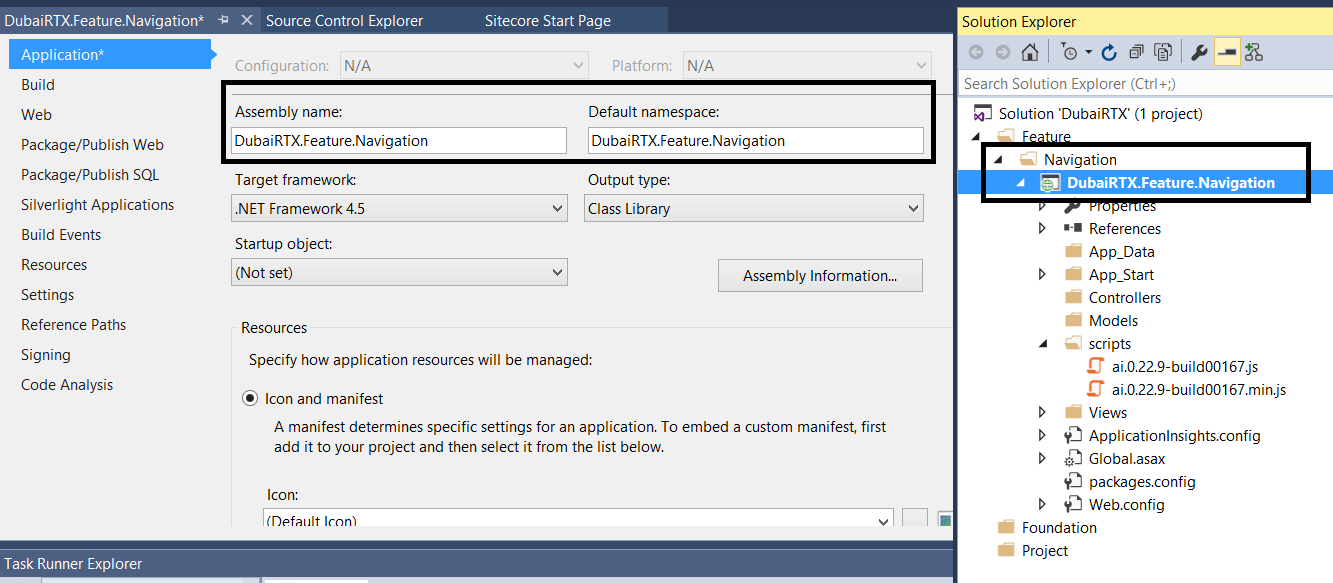 how to set up your first application on eclipse