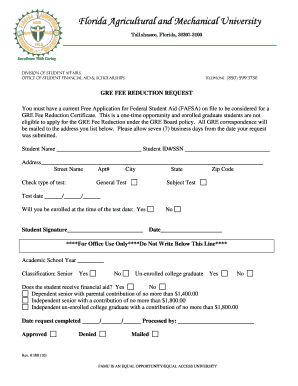 cleveland state university application fee waiver