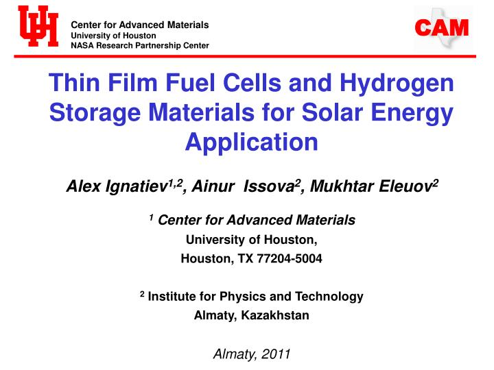 ppt on solar energy & its applications