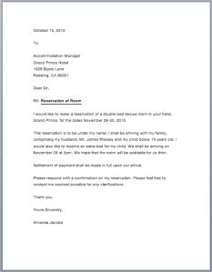 response to application for leave