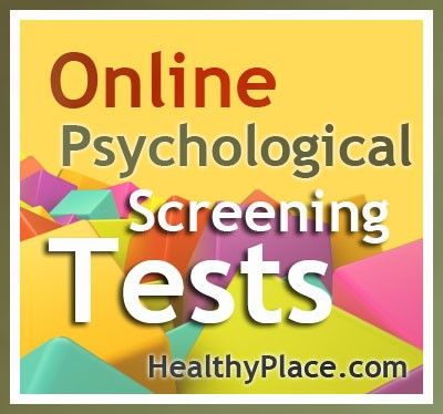 application of psychological testing in clinical settings