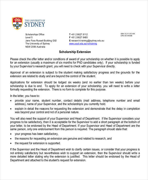 cover letter fellowship application example