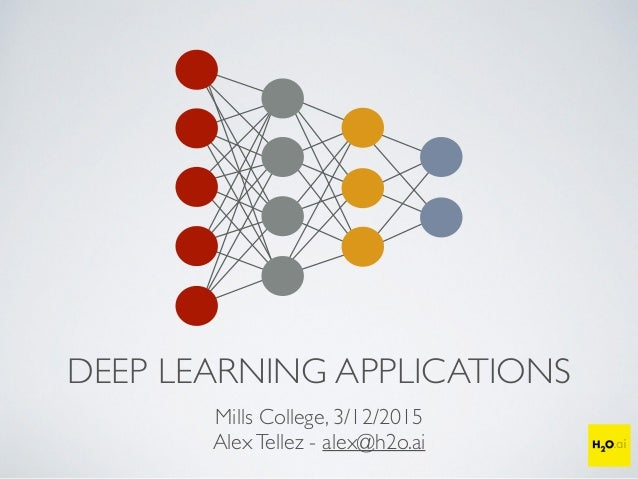deep learning for space applications