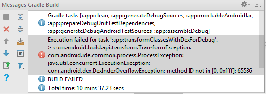 kinds of errors in grace applications