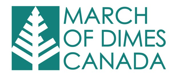 march of dimes canada application