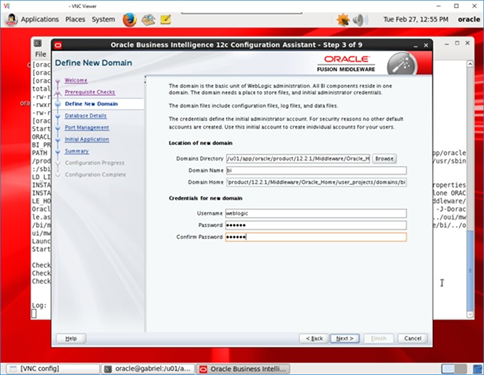 oracle business intelligence applications 12c