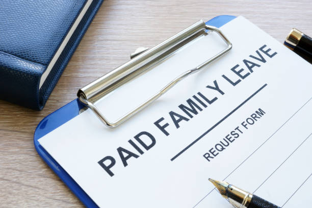 paid family leave application form
