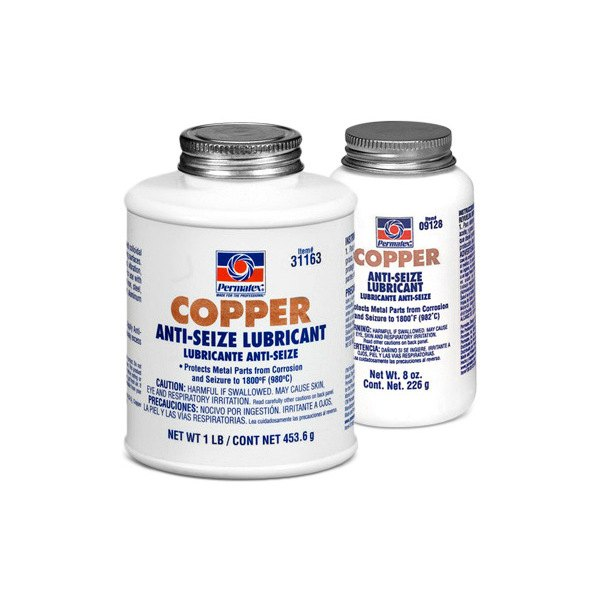 permatex copper anti seize for gasket applications